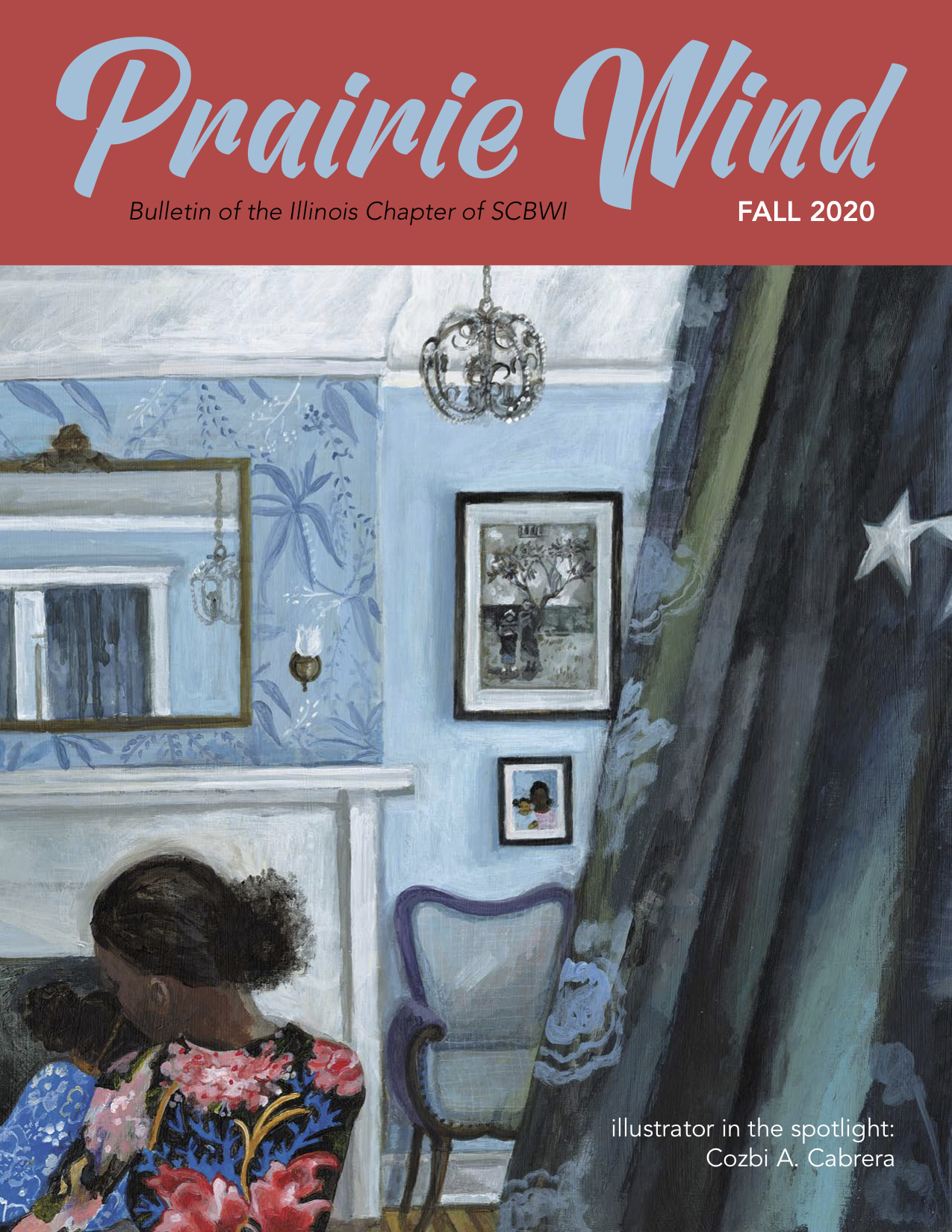 Read the current issue of the Prairie Wind, the newsletter of SCBWI-Illinois.