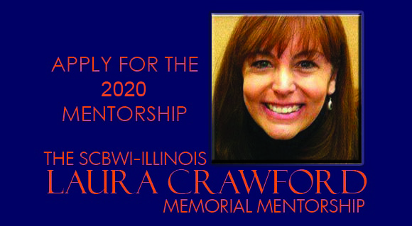 Tune in to the SCBWI-IL YouTube Channel on Wednesday, November 4th at 3:30 PM CST to hear a special announcement by the 2020 Laura Crawford Memorial Mentor. The Mentor will explain the format and genre of the opportunity and encourage all SCBWI-IL members to apply December 1-8.