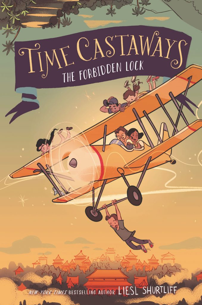 Time Castaways book cover