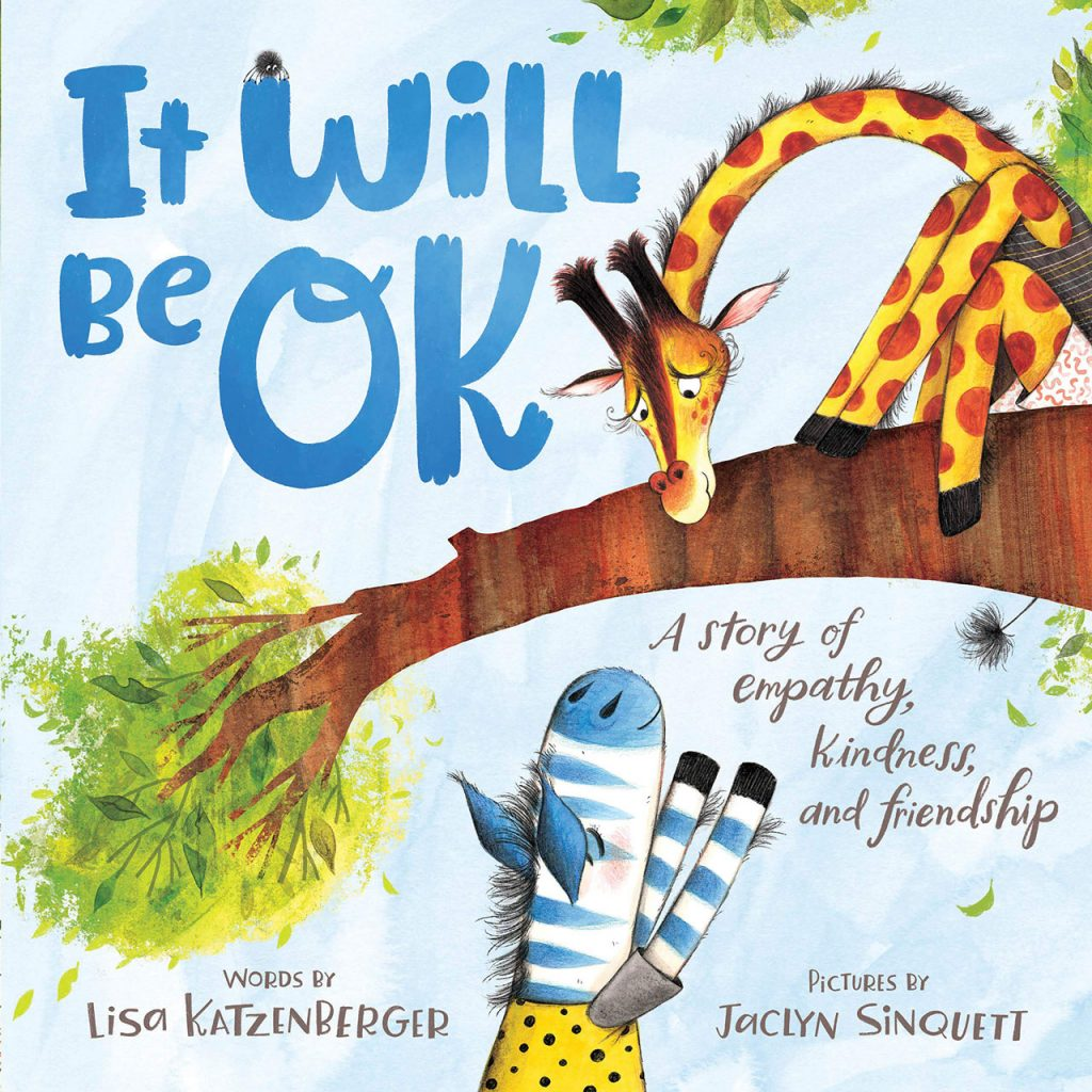 It Will Be OK book cover