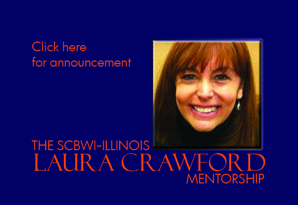 The SCBWI-IL Laura Crawford Mentorship will begin accepting applications this January 2015.
