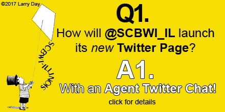 """We're launching our Chapter's page and presence on Twitter @SCBWI_IL and hope you'll be a part of the celebration!  Members are invited to join us mid-May forour first-ever Agent Twitter Chat.During this hour-long chat event, SCBWI-IL will post 8 questions to our guest literary agents in 5-minute intervals (via scheduled Tweets) to get the conversation started! Look for our official questions: Agents will respond to question """"Q1."""" with answer """"A1."""" and so on.The last 20 minutes will be for open discussion with our participating agents and your Illinois colleagues.Members can ask follow-up questions or make comments as time allows.Remember to tag @SCBWI_IL and include the event hashtag!  Full details, including the Agent Twitter Chat date, time, and event hashtag will be sent to members via email and the Illinois Listserv. Illustrators, look for another Twitter Chat with illustration-focused professionals mid-June!  Our new Social Media Coordinators, Lisa Katzenberger, @FictionCity and Kym Brunner, @KymBrunner, who have been helping us to frame our online presence, will also be chatting with you and your Regional Team Members.Come celebrate by connecting and communicating with each other and our invited industry professionals!  Questions?:MessageLisa Katzenberger,@FictionCitythrough Twitter or via emaillisakatz17@gmail.com, or messageKym Brunner@KymBrunner,kymbrunner@gmail.comoremail Deborah Topolskiillinois-ra2@scbwi.org  2017 Agent Twitter Chat Faculty(More agent bios to come):  Sean established Sean McCarthy Literary Agency in 2013, emphasizing a comprehensive approach in assisting clients with their literary careers. He began his publishing career as an editorial intern at Overlook Press and then moved over to the Sheldon Fogelman Agency. He worked as the submissions coordinator and permissions manager before becoming a full-time literary agent. Sean graduated from Macalester College with a degree in English-Creative Writingand is grateful that he no longer has t"""