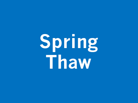 Diversity at Spring Thaw